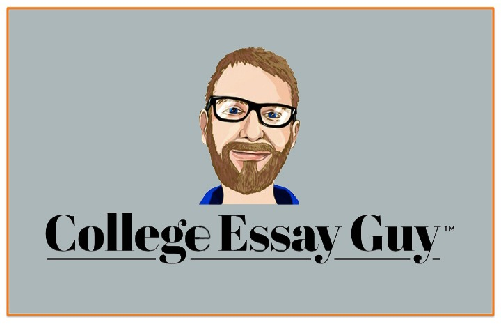 College Essay Guy Image