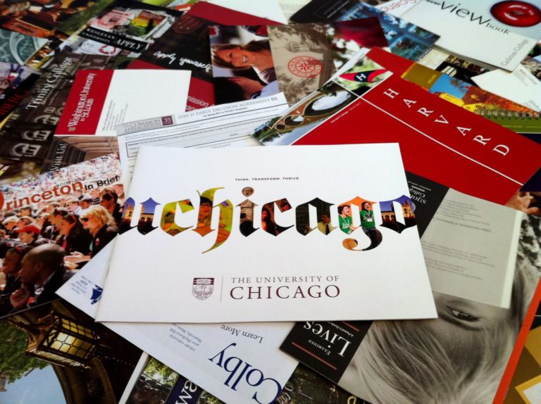 College Admissions: 20 Articles That Sum Up 2014