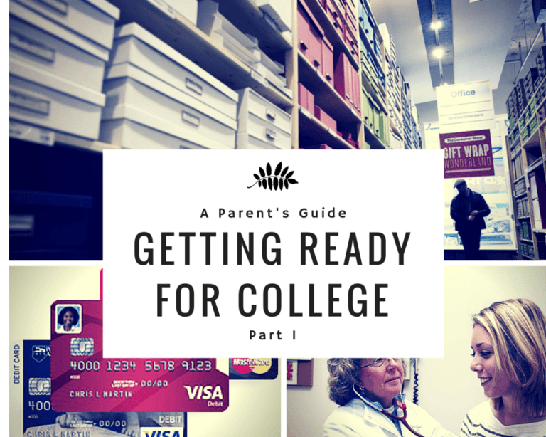 College Students & Parents