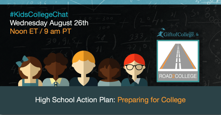 Preparing for College? What's Your High School Action Plan?
