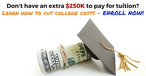 Learn How To Cut College Costs