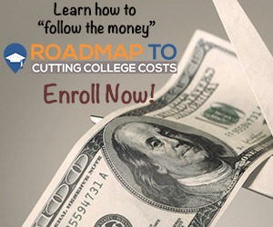Sign Up For Roadmap To Cutting College Costs