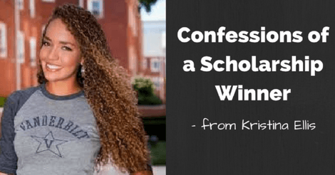 How To Win Scholarships For College From Kristina Ellis