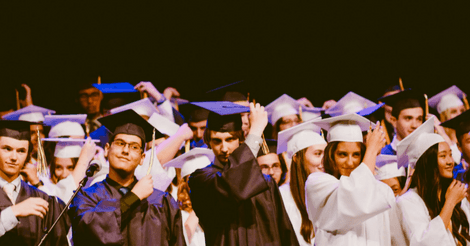 Seeing Our Child With Dyslexia Graduate