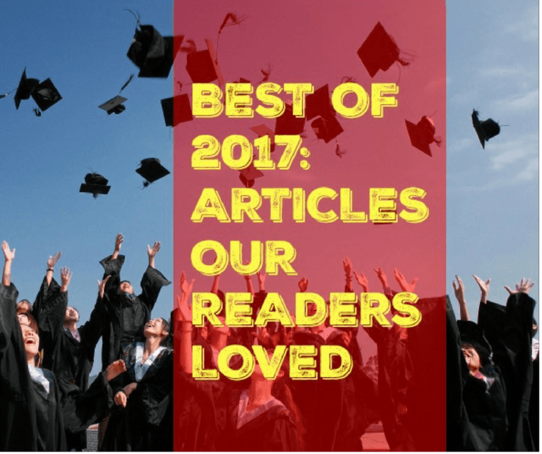 Articles Our Readers Loved in 2017: Road2College