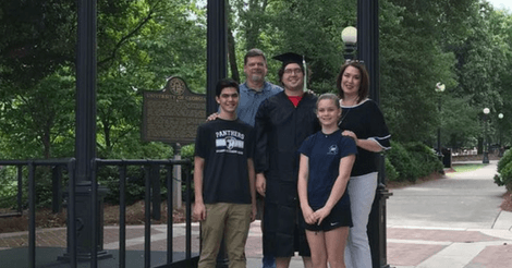 One Family's Lessons for Graduating College Debt Free
