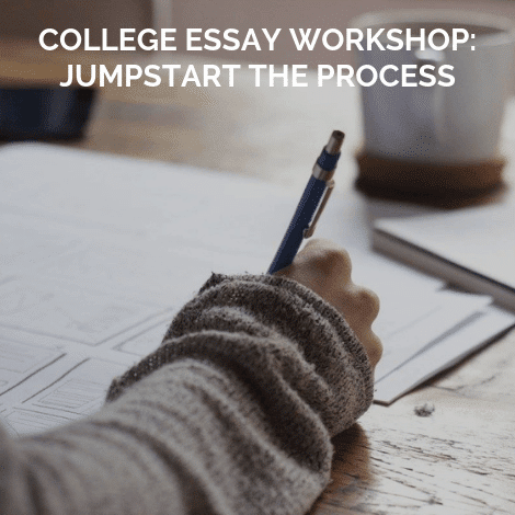 Help with college essay prompts