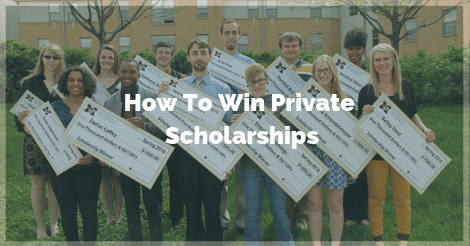 How To Search and Apply For Private Scholarships