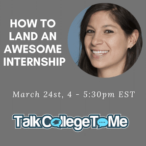 How To Land An Awesome Internship