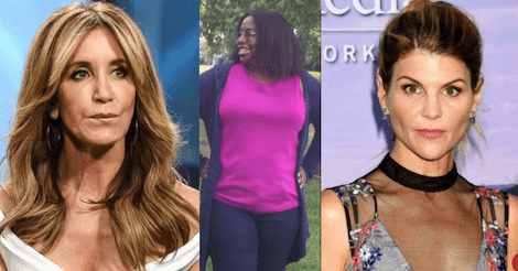 What I Have In Common With Lori Loughlin & Felicity Huffman