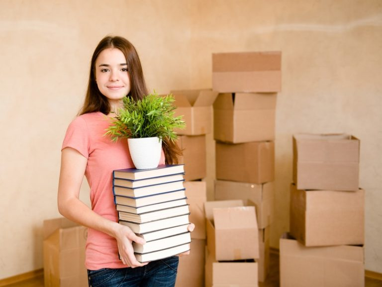 3 Tips for Helping Your College Student Move for the First Time