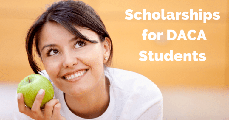 Scholarships for DACA Students
