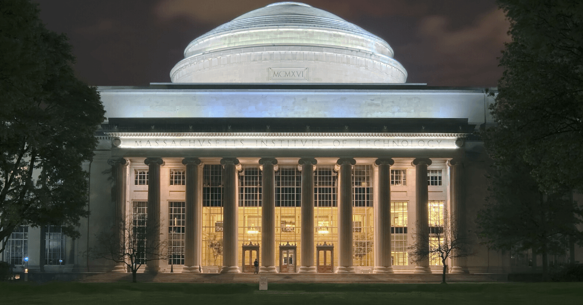 MIT Common Data Set