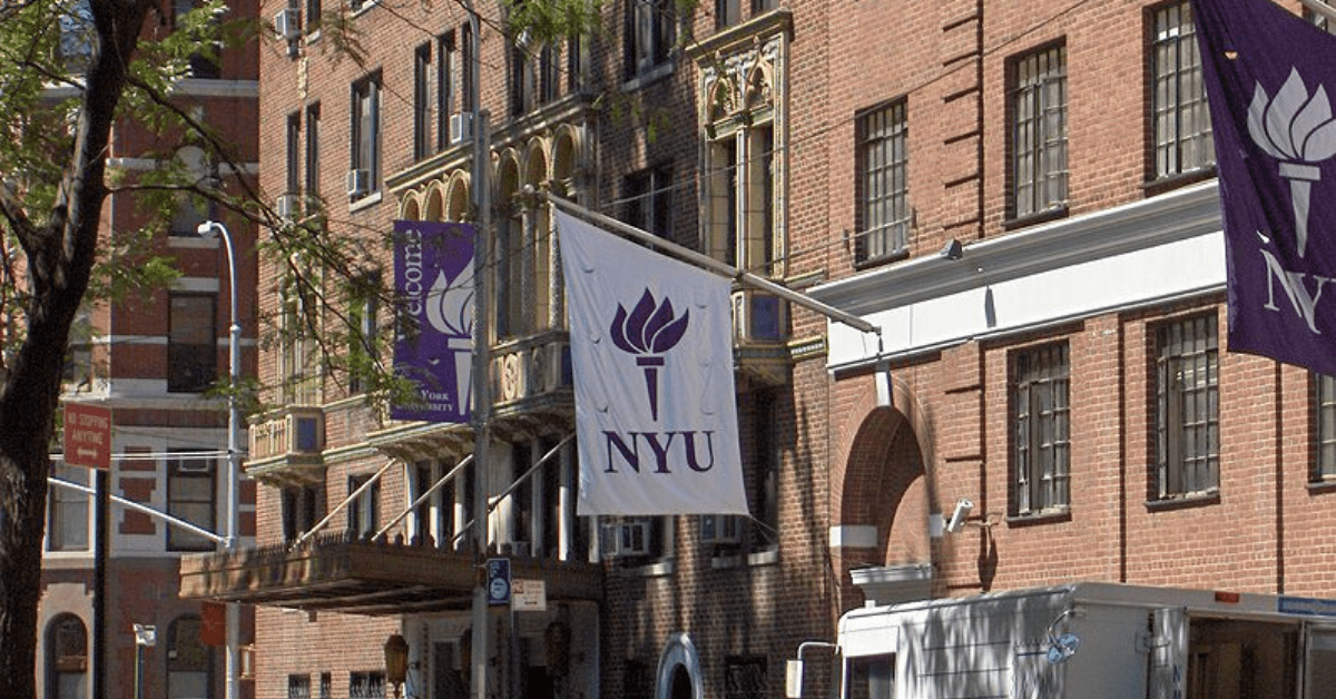 NYU Merit Scholarships