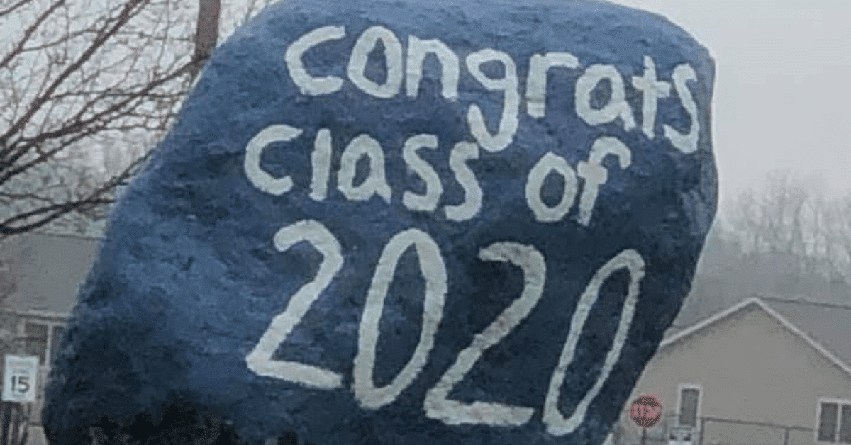 How Families Are Celebrating Their High School Seniors