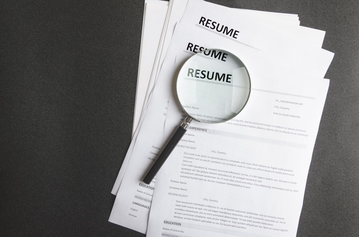 Resumes May Be More Valuable Than Ever for Students Without Test Scores