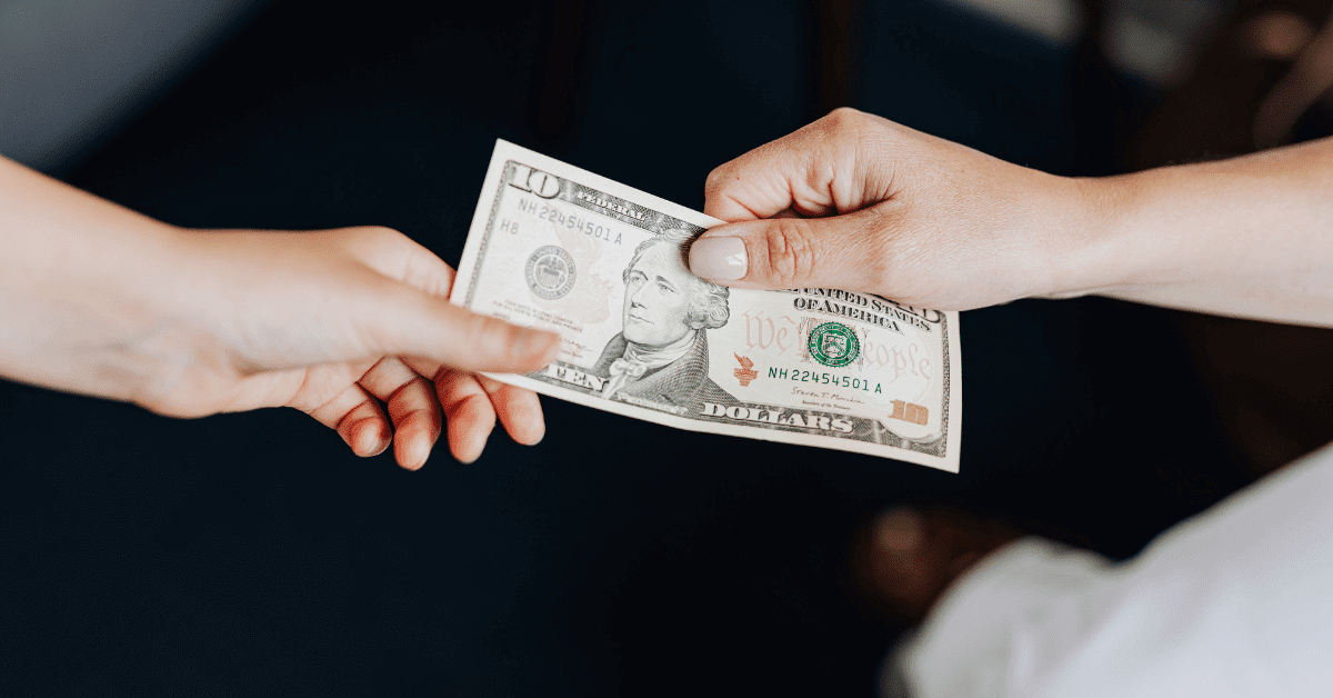 Bribery and the Scholarship Application Process