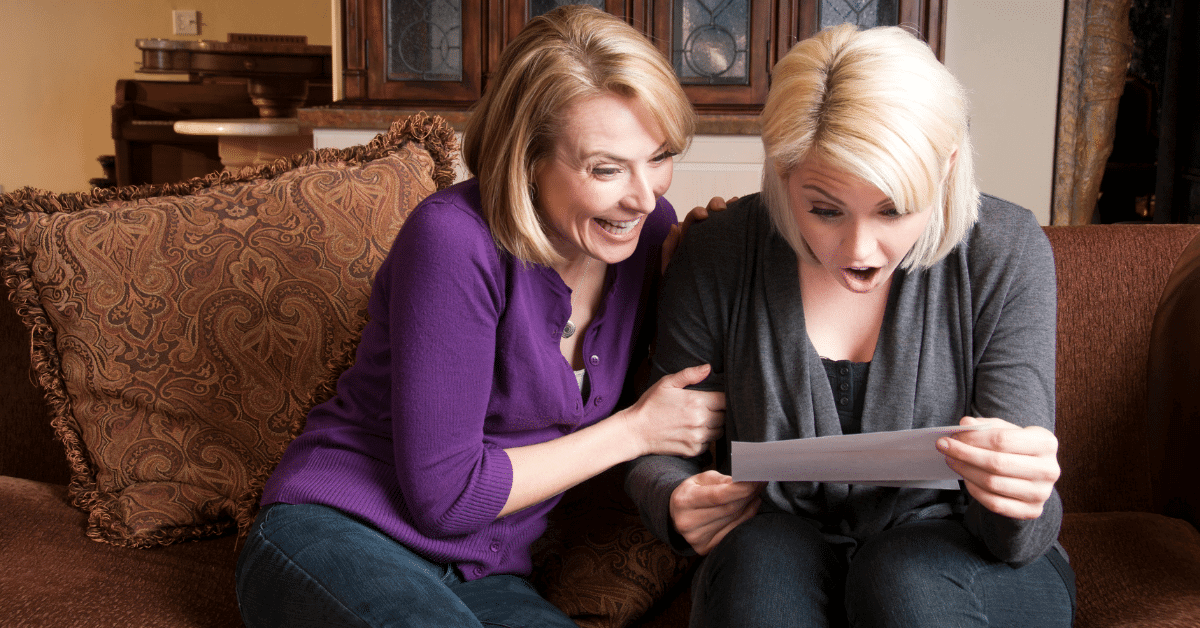 One Mom's Random Thoughts as She Waits for Her Senior to Decide on a College