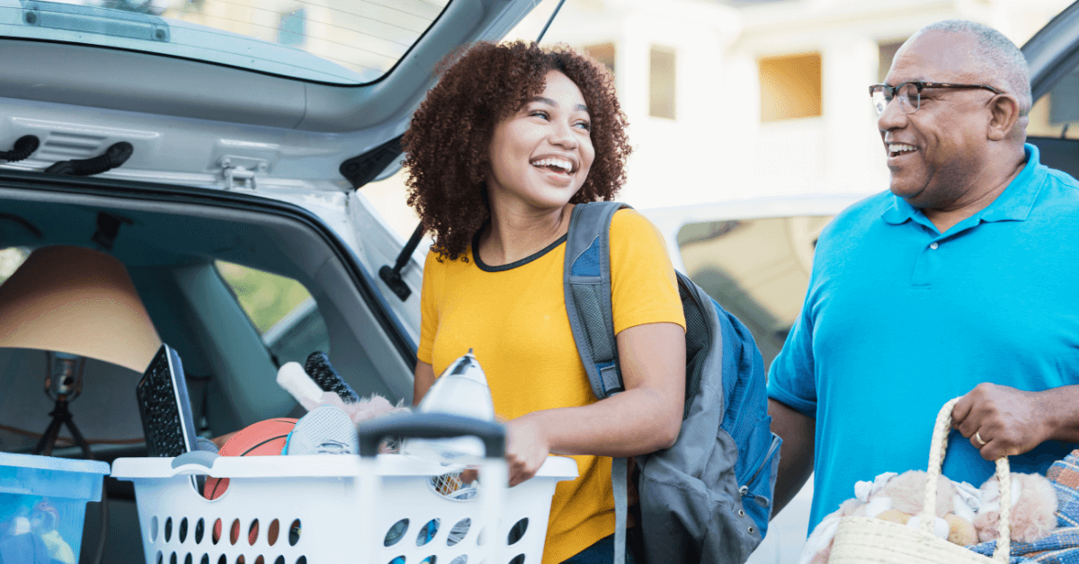 Sending Your Child to College: Advice From a Mom Who's Been There